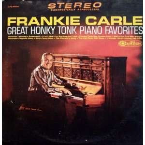 Great Honky Tonk Piano Favorites Music