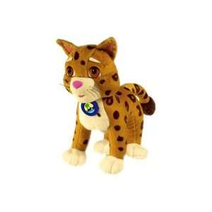 Go Diego Go DiegoS Animal Rescue Baby Jaguar: Toys & Games
