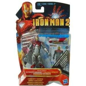 Iron Man 2 Concept 3.75 Figure Iron Man Mark Ultimate