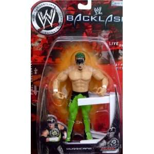 HURRICANE WWE Wrestling Backlash 2004 Figure by Jakks Toys & Games