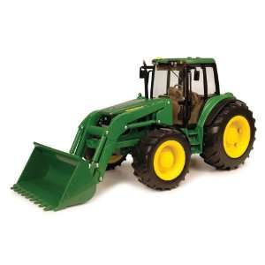Farm John Deere 7430 Tractor with Loader   116 Scale Toys & Games