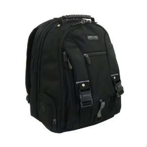 Kenneth Cole Reaction R Tech Laptop Notebook Computer Backpack   Black