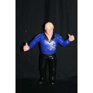 WWF LJN Bobby The Brain Heenan 1986 loose action