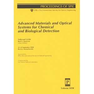 Advanced Materials and Optical Systems for Chemical and