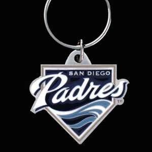 San Diego Padres Key Ring   MLB Baseball Fan Shop Sports Team