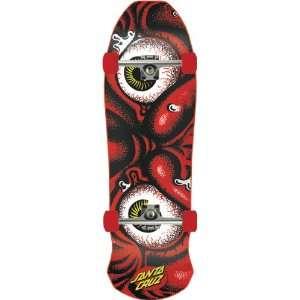 Santa Cruz Roskopp Monster Rob Red Complete (10.7 x 36.3