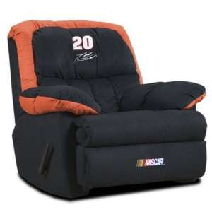 Tony Stewart #20 NASCAR Logo Home Team Recliner Sports