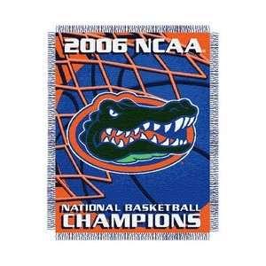 Florida Gators (019 Focus) NCAA Basketball Champions 48x60 Acrylic