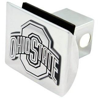 NCAA Ohio State Buckeyes Car Trailer Hitch Cover Sports