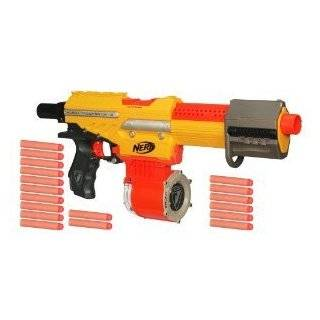Nerf N Strike Exclusive Alpha Trooper CS 18 Dart Blaster