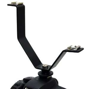 Opteka VLB 3 Video Light/Microphone Dual Cold Shoe Y