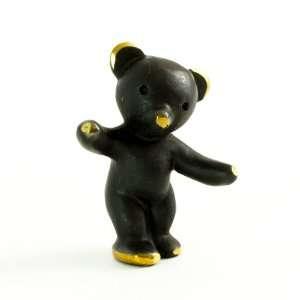 Walter Bosse Brass Standing Bear Figurine