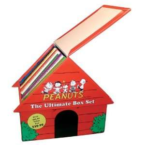 Peanuts Classics The Ultimate Box Set (9781933662718