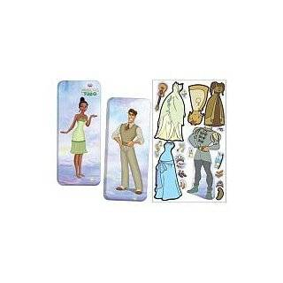 Disney Princess Beauty & the Beast Magnetic Paper Dolls