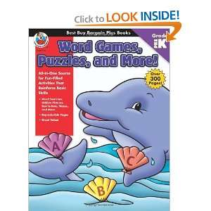 Word Games, Puzzles, and More! Grade Pre K (Best Buy Bargain Plus