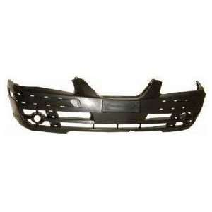 EA1 Hyundai Elantra Primed Black Replacement Front Bumper Cover