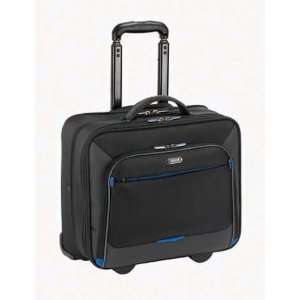 SOLO Tech Collection Rolling Laptop Case/Overnight Bag for