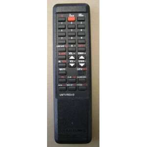 US Electronics UMTVRD3 D TV Cable Box Remote Control