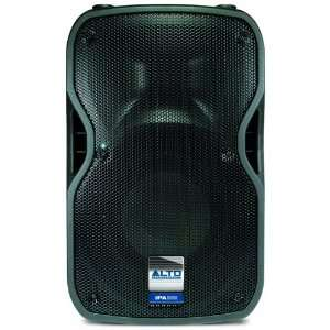 iPA Music System Powered Speaker Cabinet, Black Musical Instruments