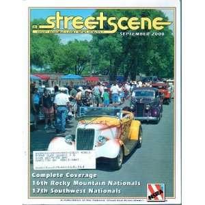 Streetscene Magazine September 2000