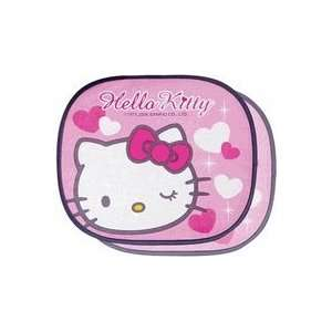 Sanrio Hello Kitty sun block   Kitty Sun shade for car windows Baby