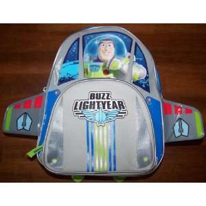 960c68875e9 Toy Story 3 Buzz Lightyear Toddler Backpack Toys   Games on PopScreen