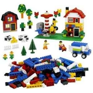 LEGO Deluxe Brick Box Building Set 6167  Toys & Games