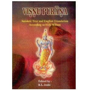 Visnu Purana (Sanskrit Text + English Translation): H H Wilson: Books