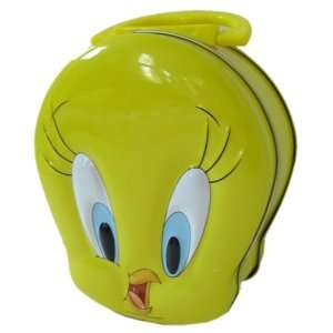 Warner Bros Looney Tunes Tweety Bird Tin Box: Home & Kitchen