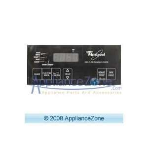 Whirlpool 6610130 CONTROL   ELECTRONIC Everything Else