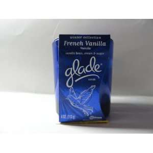 Glade Winter Collection French Vanilla 4 Oz Candle: Sports