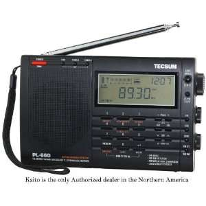 Portable Radio Fm/lw/mw/sw/ssb/airband Pll World Band Electronics