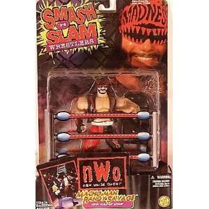 WCW NWO Macho Man Randy Savage Toys & Games