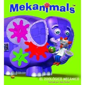 Mekanimals: El zoologico mecanico: Clockwork Safari, Spanish Language