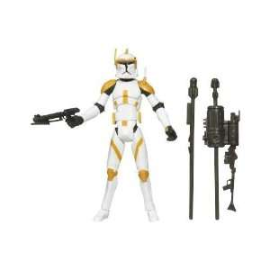 Star Wars Clone Wars Animated Action Figure No. 10 Clone