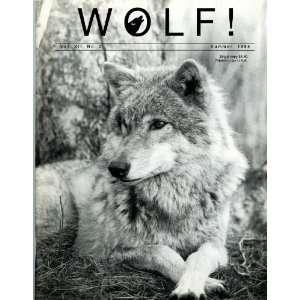 Wolf Magazine (Vol. 12, No. 3. Summer 1994) Forest
