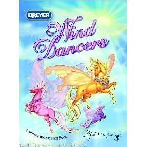 Breyer Wind Dancers Coloring and Activity Book Everything