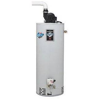 White M1TW50S6FBN 337 50 Gallon Power Vent Natural Gas Water Heater