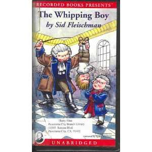 The Whipping Boy (Chivers Childrens Audio Books