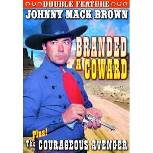 Brown, Johnny Mack Double Feature Branded A Coward (1935
