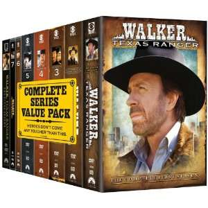 Walker Texas Ranger: The Complete Series Pack: Chuck