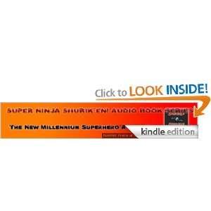 Shurik`en Super Ninja Book I (SHURIK`EN SUPER NINJA SERIES) Reg. D