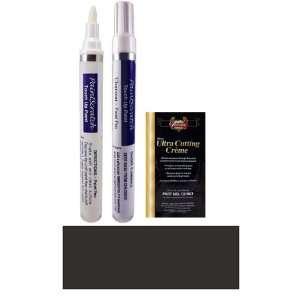 1/2 Oz. Black Silver Metallic Paint Pen Kit for 2000 Fleet