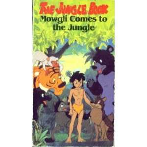 Mowgli Comes to the Jungle [VHS] Jungle Book Movies & TV