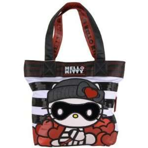 Loungefly Hello Kitty Love Bandit Sequins Tote Bag
