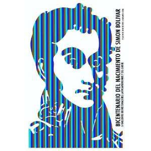11x 14 Poster. Simon Bolivar. Historical/ptriotic poster. Decor with