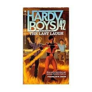 LAST LAUGH (HARDY BOYS CASE FILE 42) (Hardy Boys Casefiles