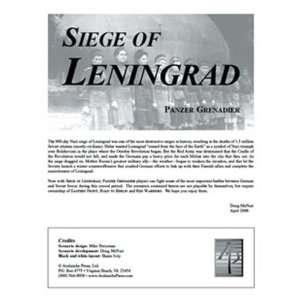 Siege of Leningrad Toys & Games