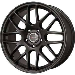 Drag DR 37 Flat Black Wheel with Painted Finish (16x7