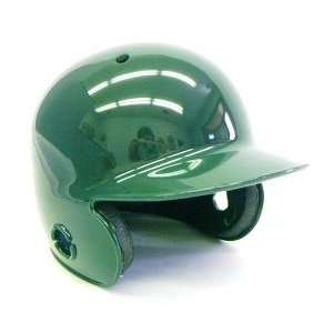 MINI Batters Helmet   Dark Green Sports & Outdoors